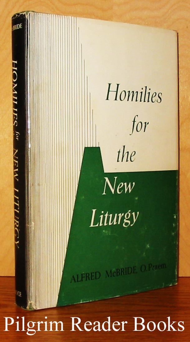 Image for Homilies for the New Liturgy.