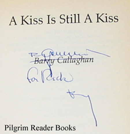 Image for A Kiss Is Still a Kiss (and other stories).