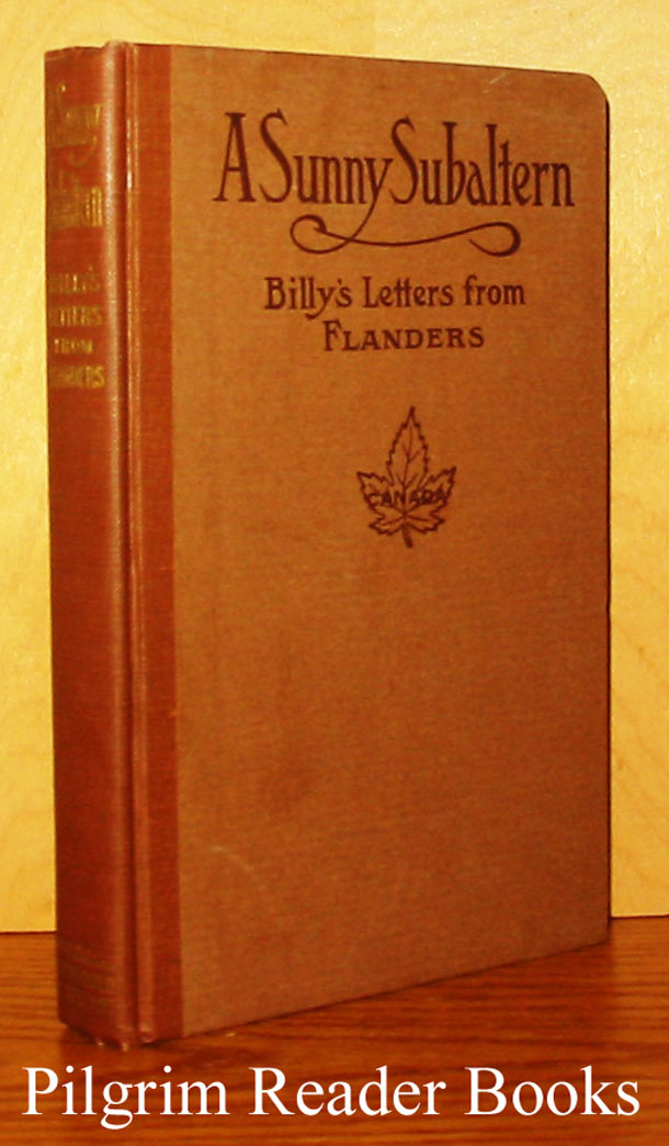 Image for Billy's Letters from Flanders