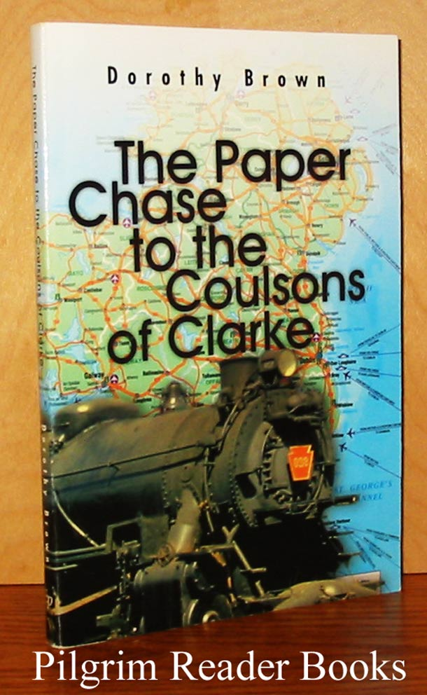 Image for The Paper Chase to the Coulsons of Clarke.