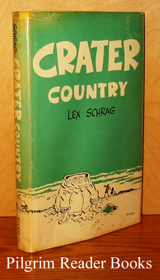 Image for Crater Country.