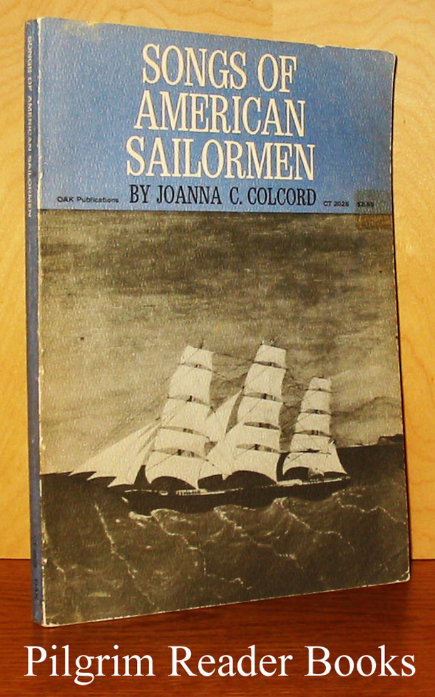 Image for Songs of American Sailormen.