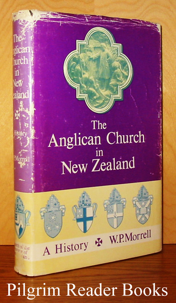Image for The Anglican Church in New Zealand: A History.
