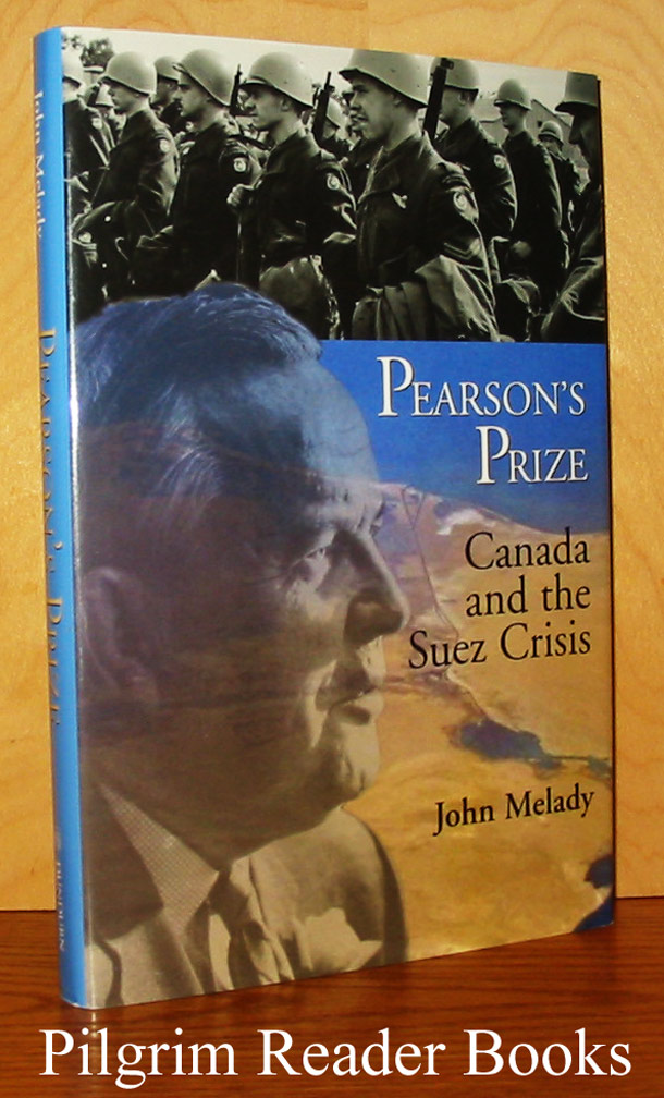 Image for Pearson's Prize: Canada and the Suez Crisis.