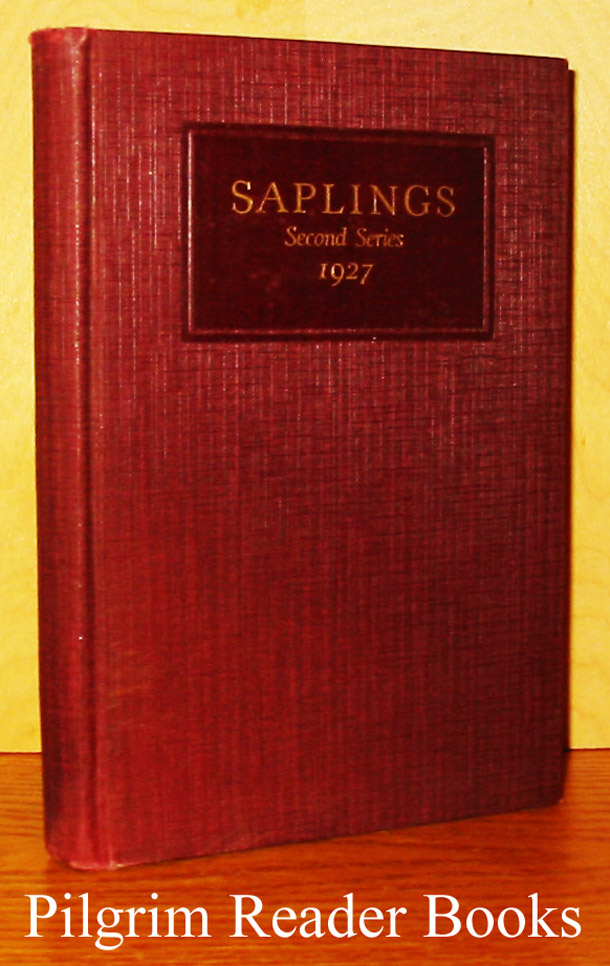 Image for Saplings, Second Series, 1927
