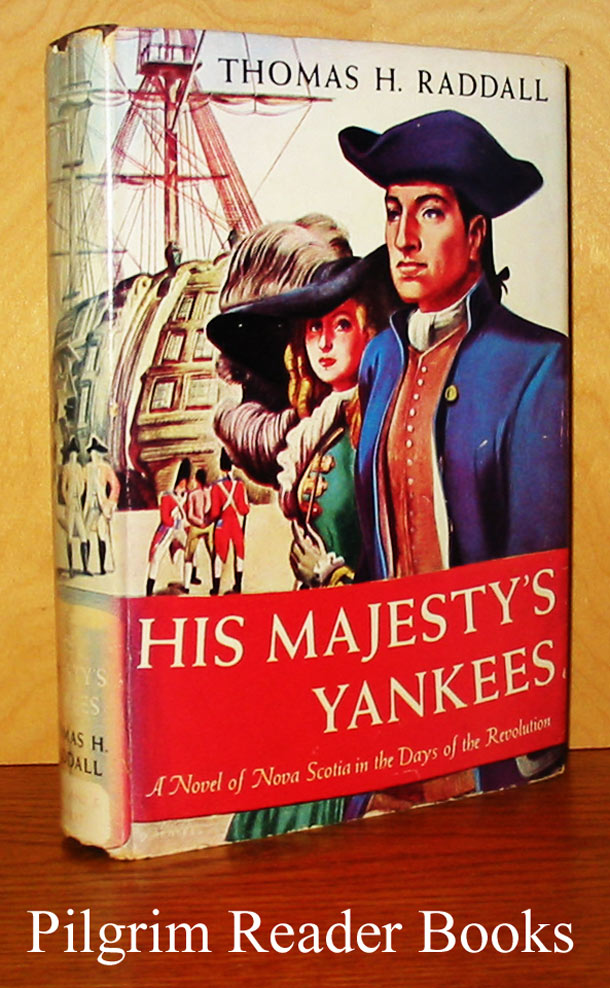 Image for His Majesty's Yankees