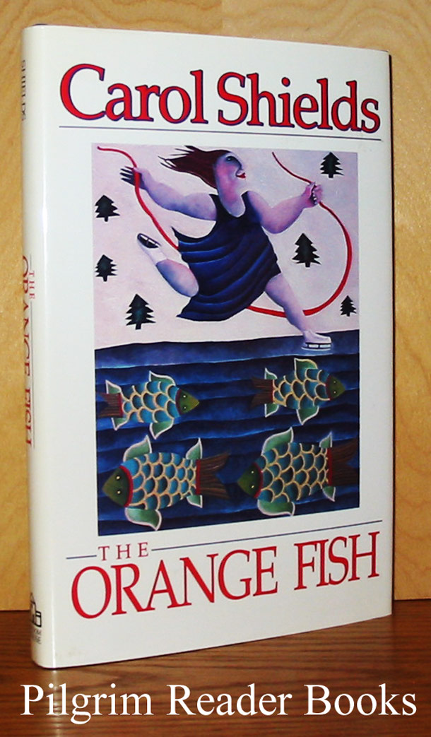 Image for The Orange Fish.