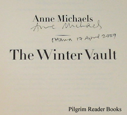 Image for The Winter Vault.