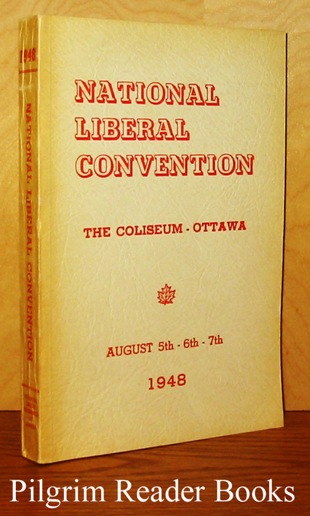 Image for Report of the Proceedings of the National Liberal Convention. 1948