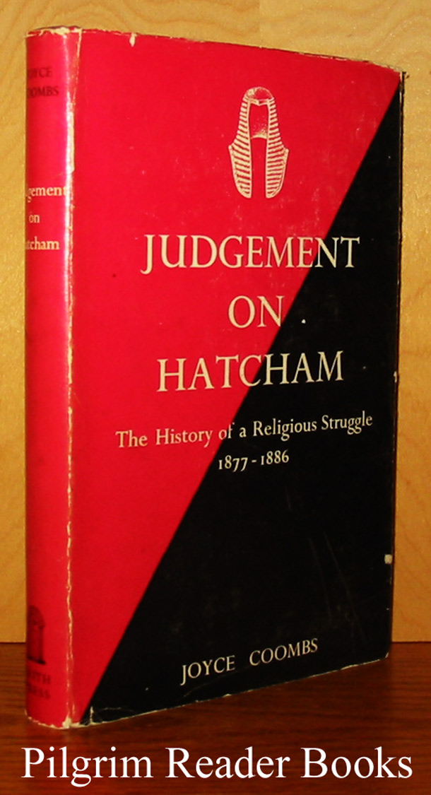 Image for Judgement on Hatcham: The History of a Religious Struggle, 1877-1886.