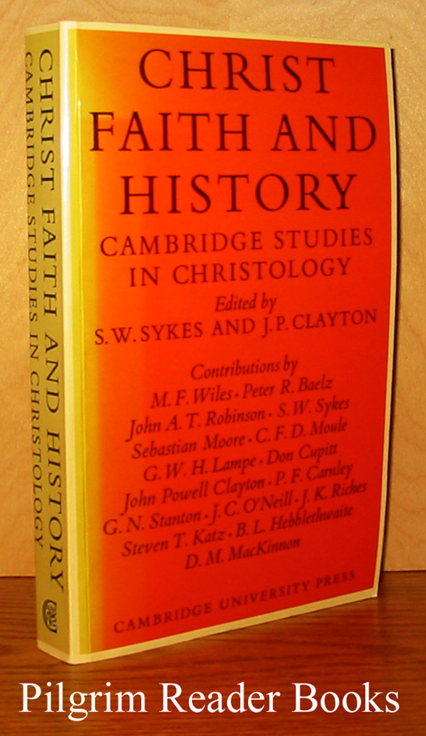 Image for Christ, Faith and History: Cambridge Studies in Christology.