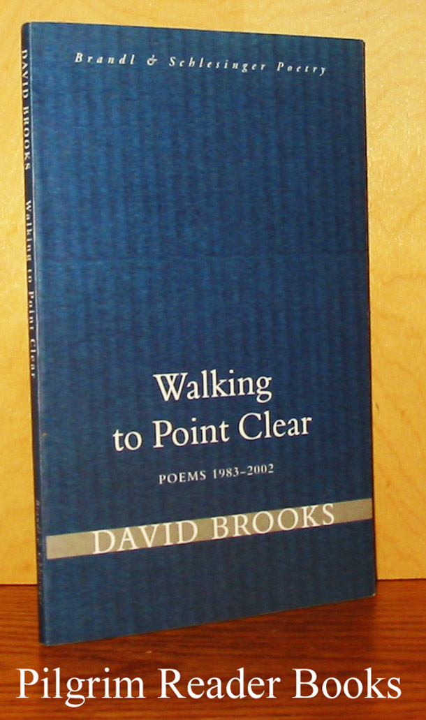 Image for Walking to Point Clear: Poems, 1983-2002.