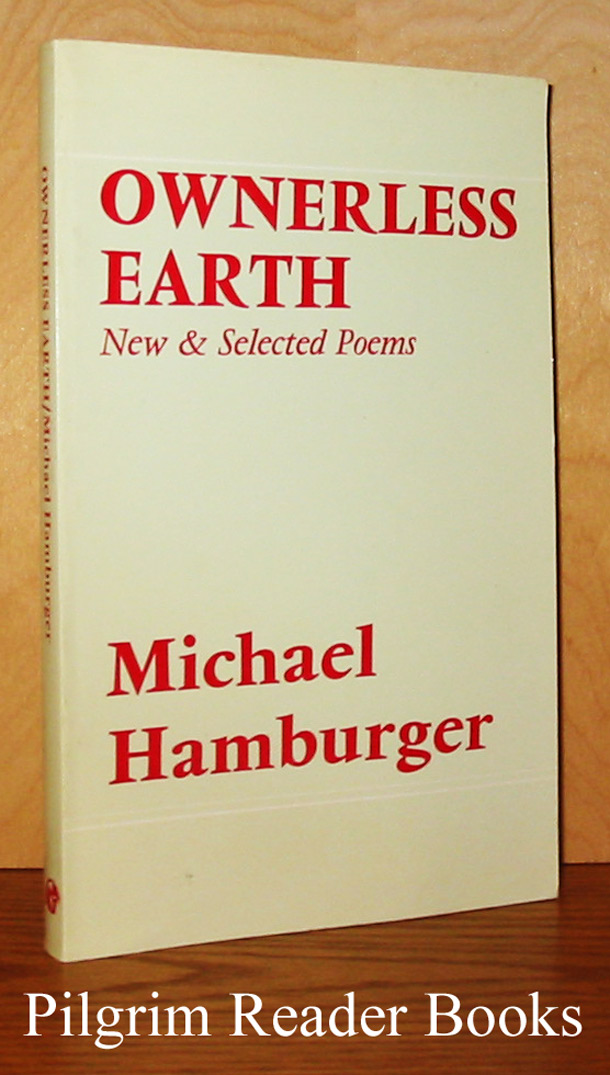 Image for Ownerless Earth: New & Selected Poems.