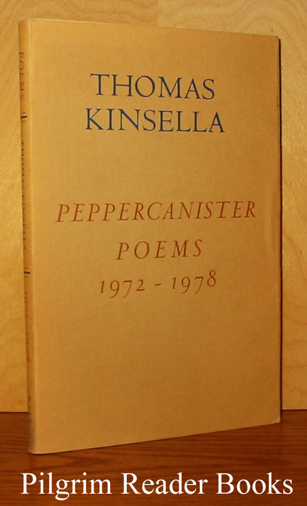 Image for Peppercanister Poems, 1972-1978.