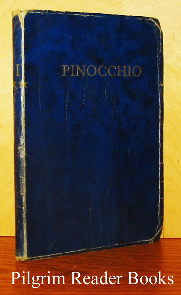 Image for The Story of Pinocchio Arranged for Lessons in Vocabulary, Conversation, Translation.