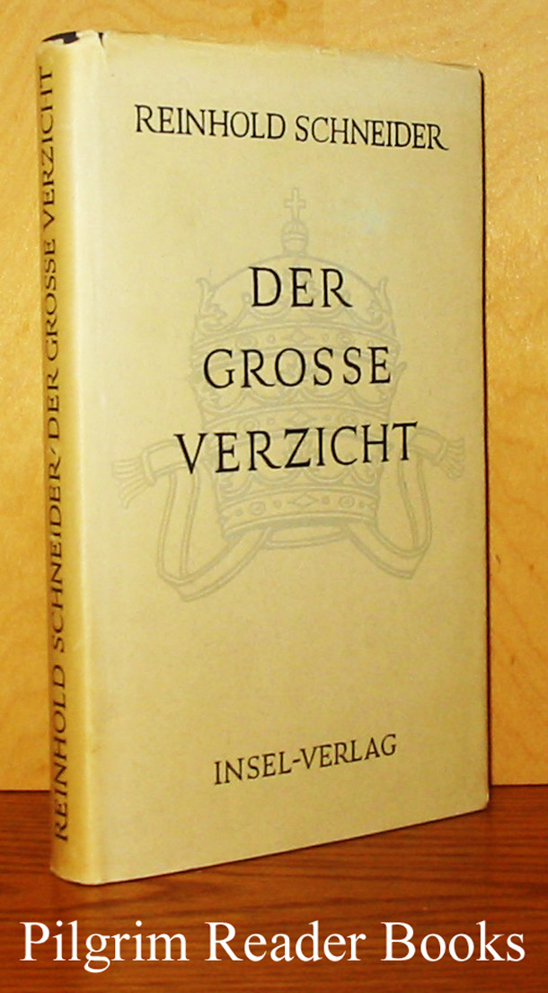 Image for Der Grosse Verzicht