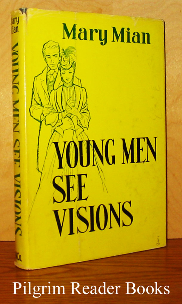 Image for Young Men See Visions.