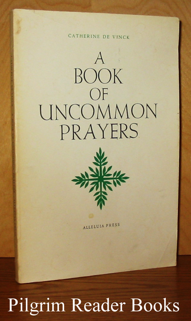 Image for A Book of Uncommon Prayers.