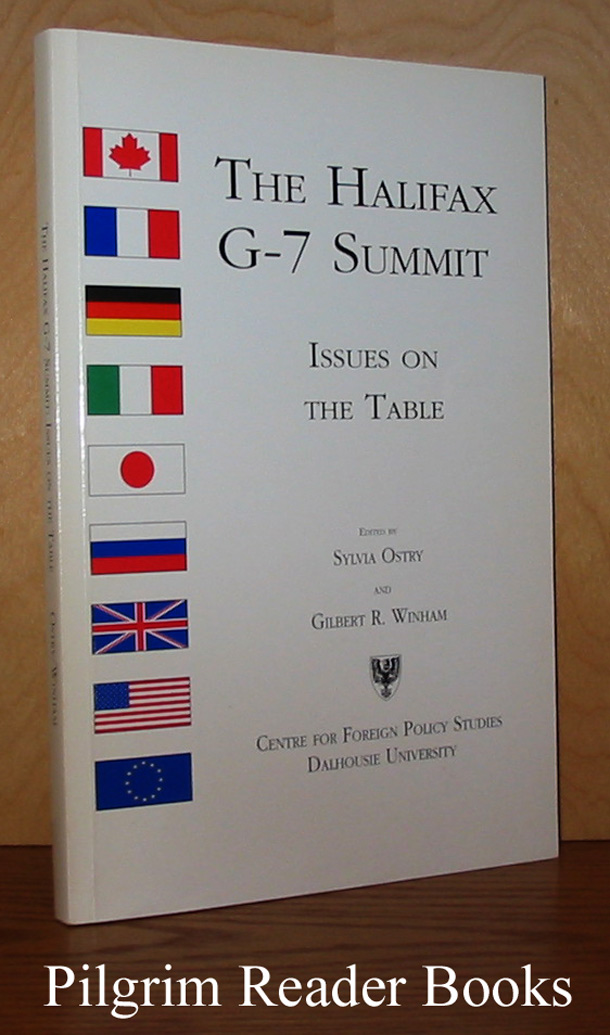 Image for The Halifax G-7 Summit: Issues on the Table.