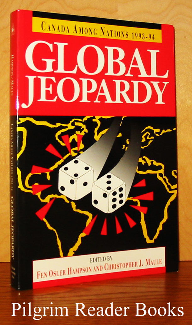 Image for Canada Among Nations, 1993-94: Global Jeopardy.