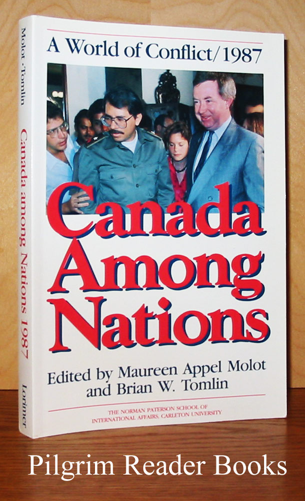 Image for Canada Among Nations, 1987: A World of Conflict.