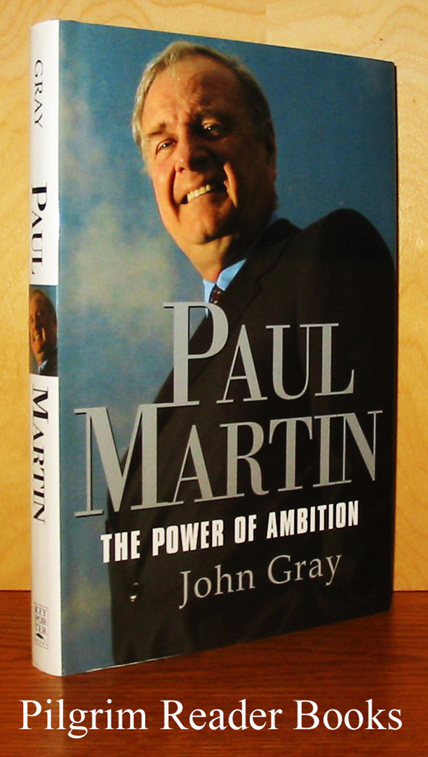 Image for Paul Martin: The Power of Ambition.