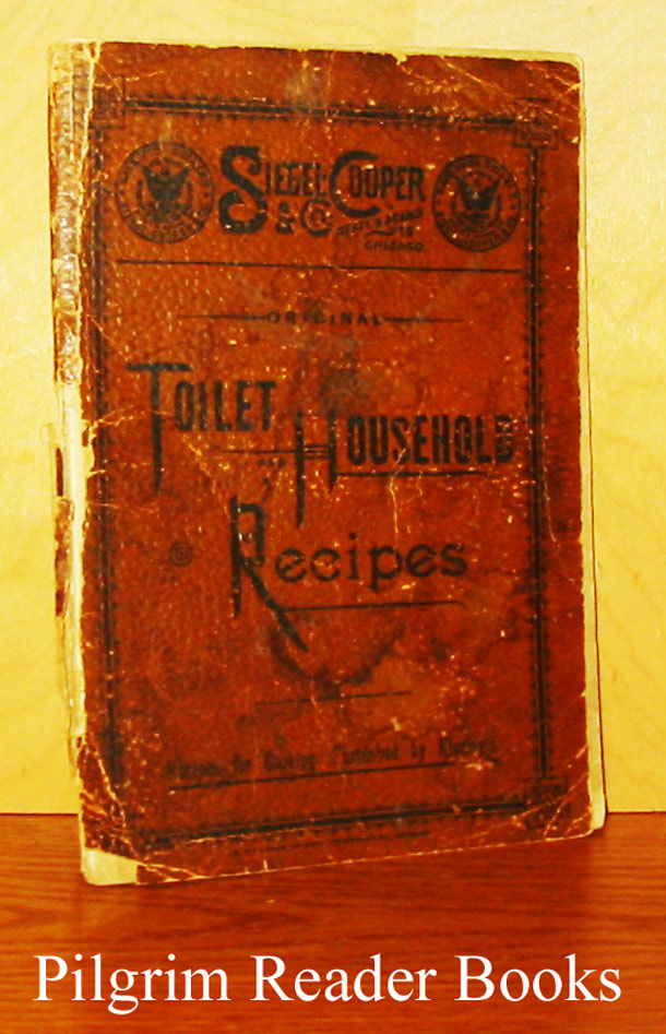Image for Original Toilet and Household Recipes.