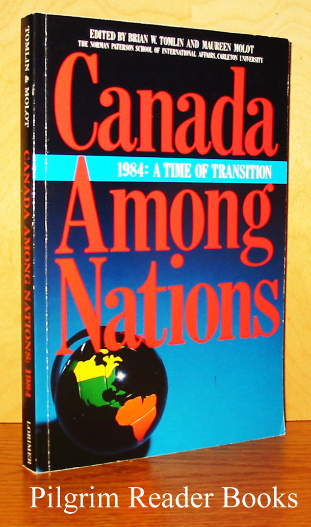 Image for Canada Among Nations, 1984: A Time of Transition.