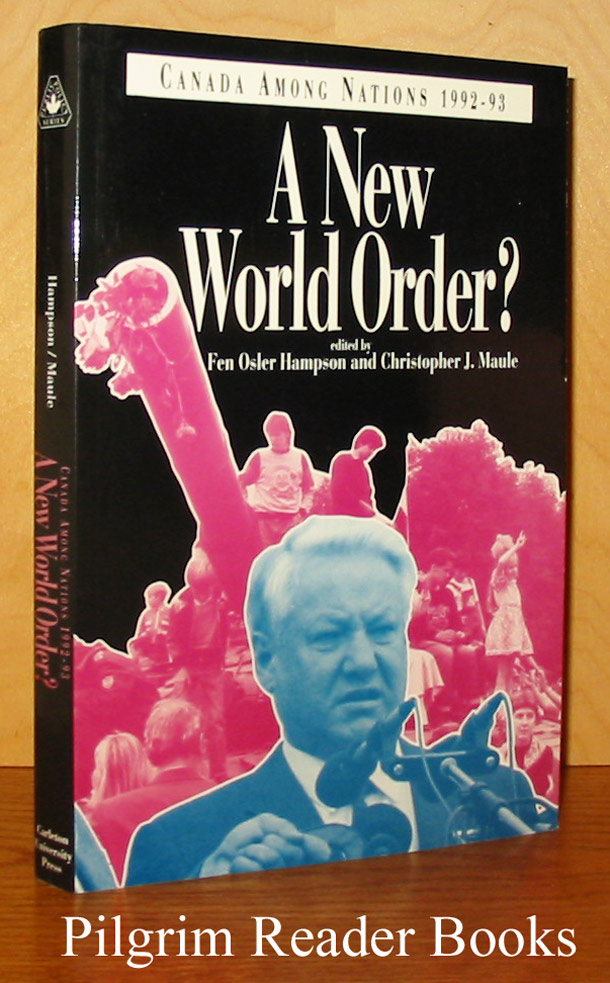 Image for Canada Among Nations, 1992-93: A New World Order?