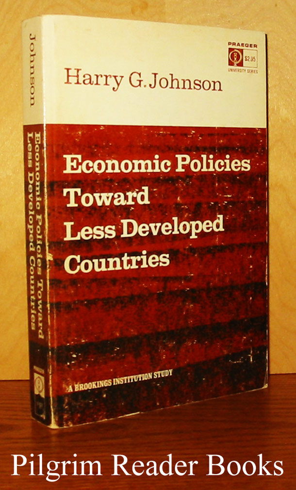 Image for Economic Policies Toward Less Developed Countries.