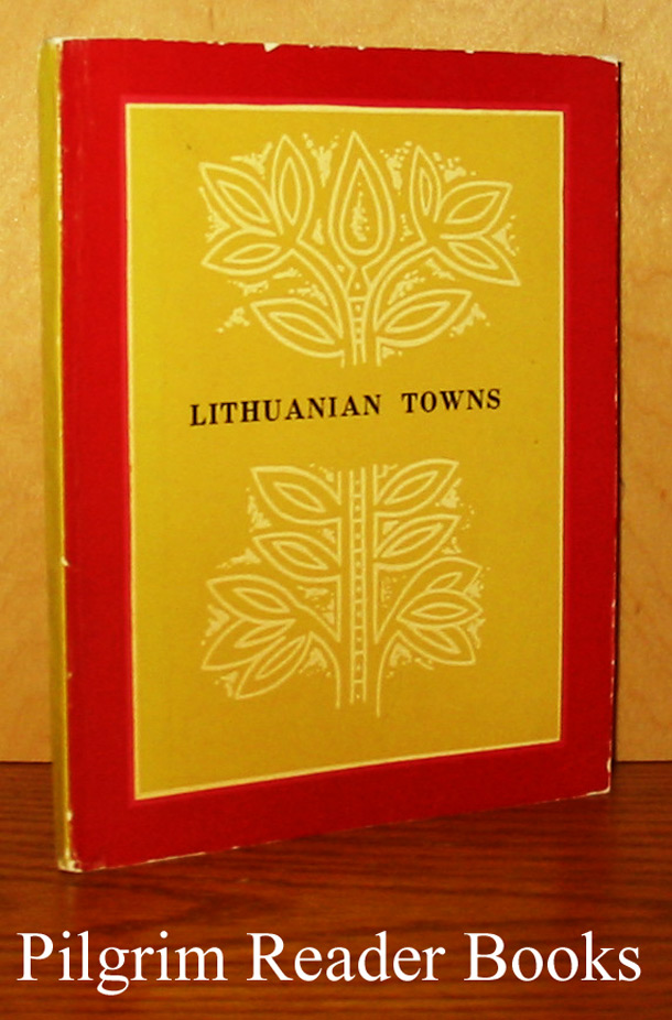 Image for Lithuanian Towns: Past and Future.