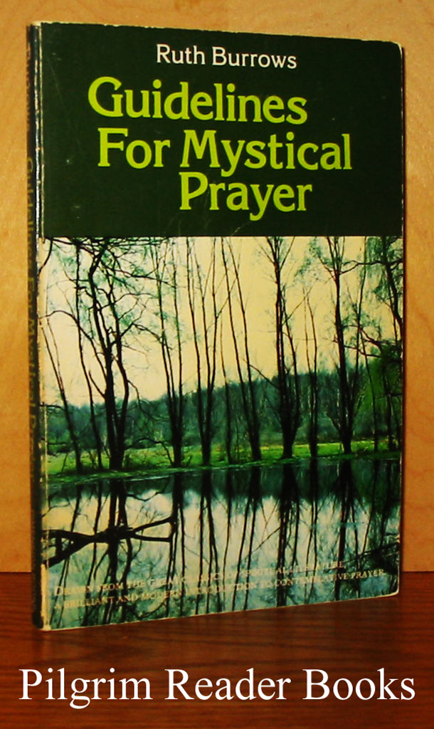 Image for Guidelines for Mystical Prayer.