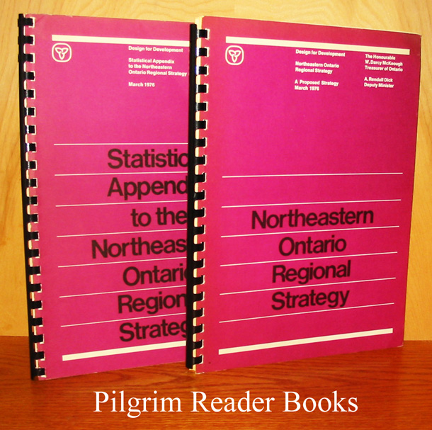 Image for Design for Development: Northeastern Ontario, A Proposed Planning and Regional Development Strategy. Statistical Appendix . . . (2 publications).