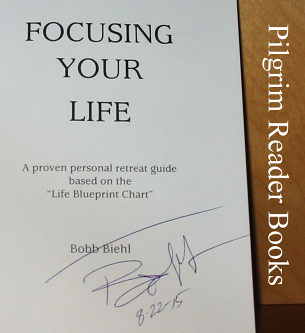 "Image for Focusing Your Life: A Proven Personal Retreat Guide Based on the ""Life Blueprint Chart""."
