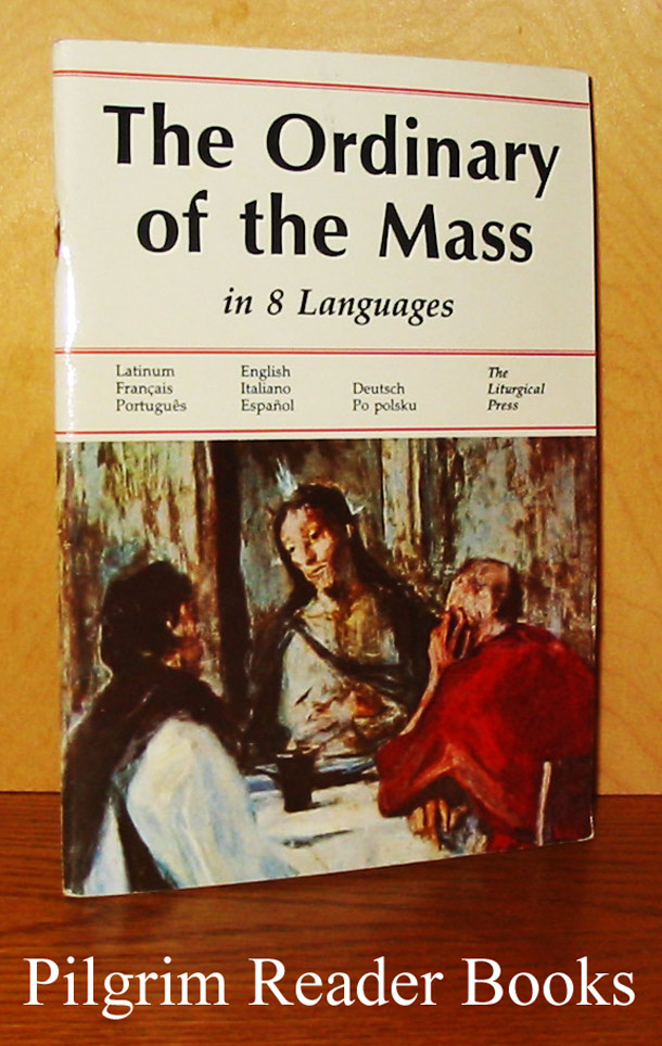 Image for The Ordinary of the Mass in 8 (Eight) Languages.
