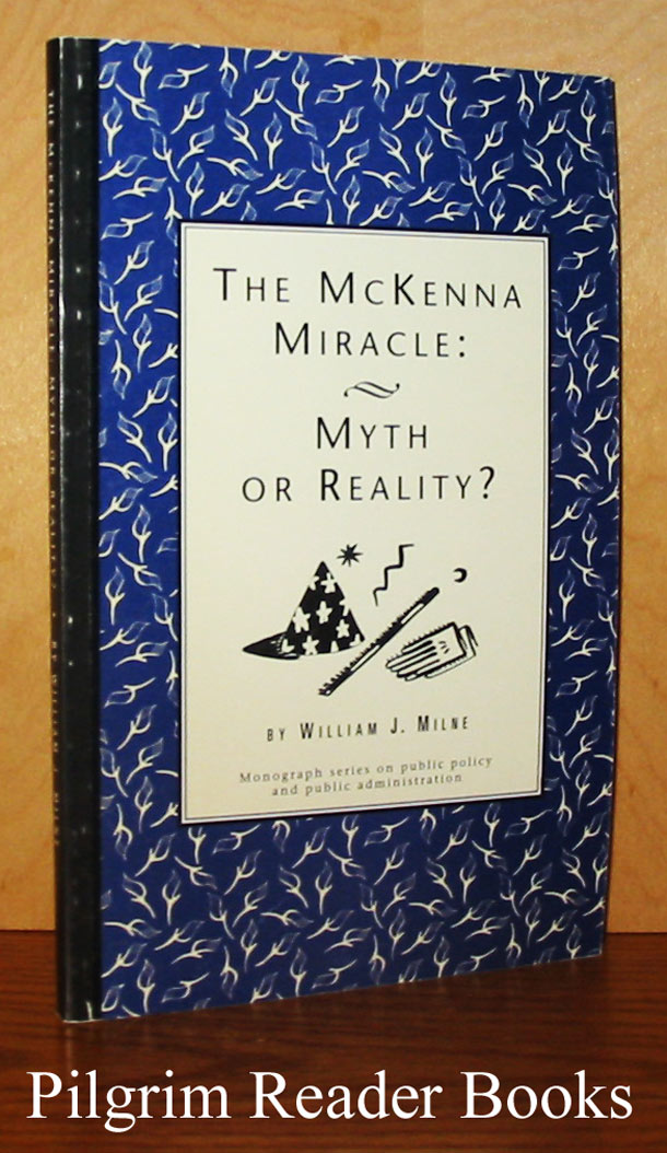 Image for The McKenna Miracle: Myth or Reality?