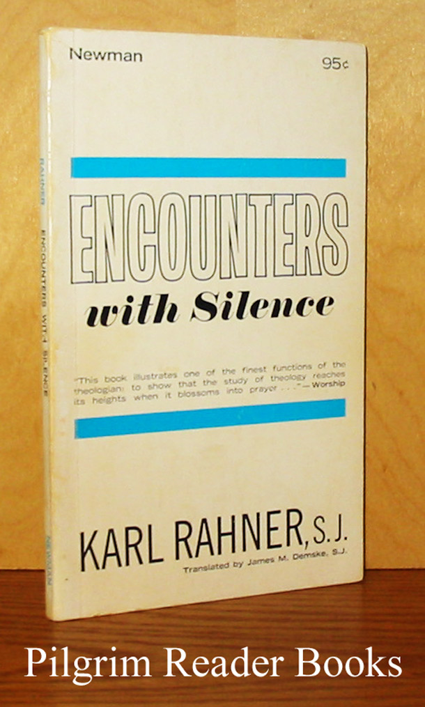Image for Encounters with Silence.