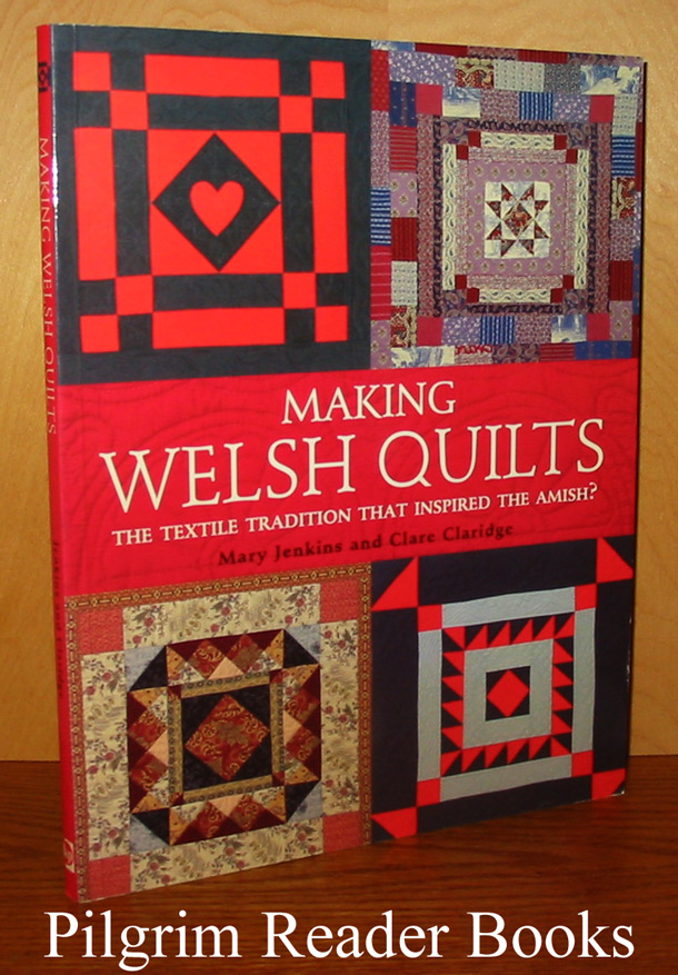 Image for Making Welsh Quilts.