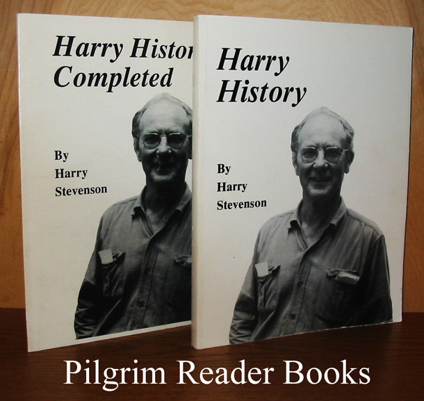 Image for Harry History and Harry History Completed. Two volumes.