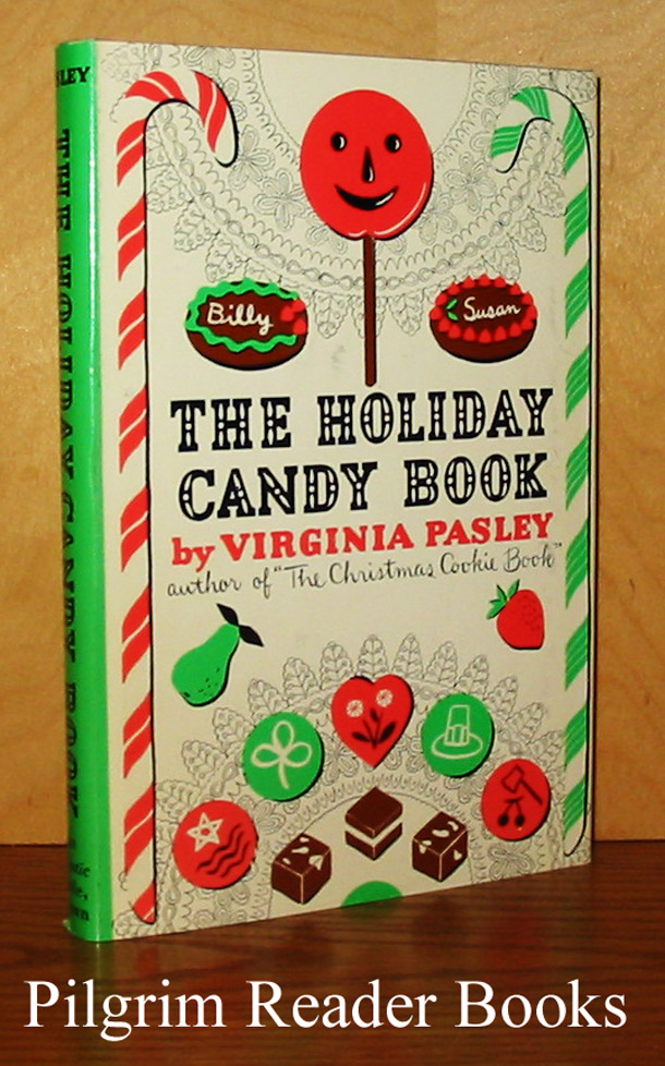 Image for The Holiday Candy Book