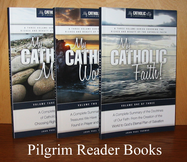 Image for My Catholic Life Series: Volume 1 - My Catholic Faith, Volume 2 - My Catholic Worship, Volume 3 - My Catholic Morals. (complete in 3 volumes).