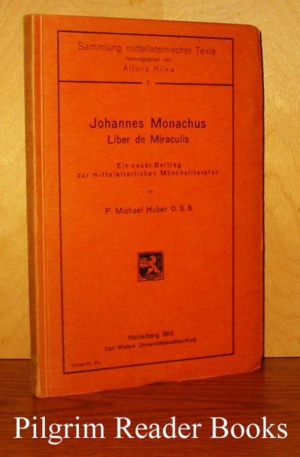 Liber de Miraculis.
