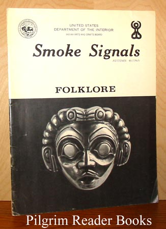 Image for Smoke Signals, Number 46 / 1965, Folklore.