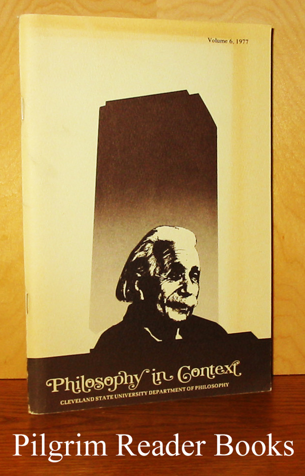 Image for Philosophy in Context; An Experiment in Teaching. Volume 6, 1977. Philosophy and Science.