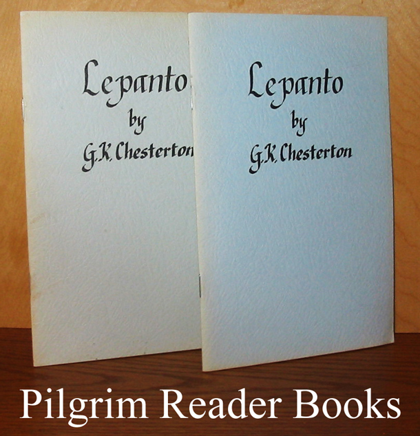 "Image for Chesterton's ""Lepanto"": A Modern Call to Arms? The Inauguration of Season V of the Ottawa G. K. Chesterton Society, (2 copies)."