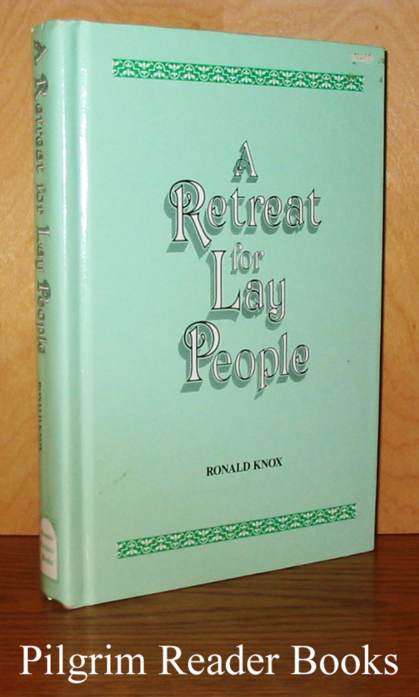 Image for A Retreat for Lay People.