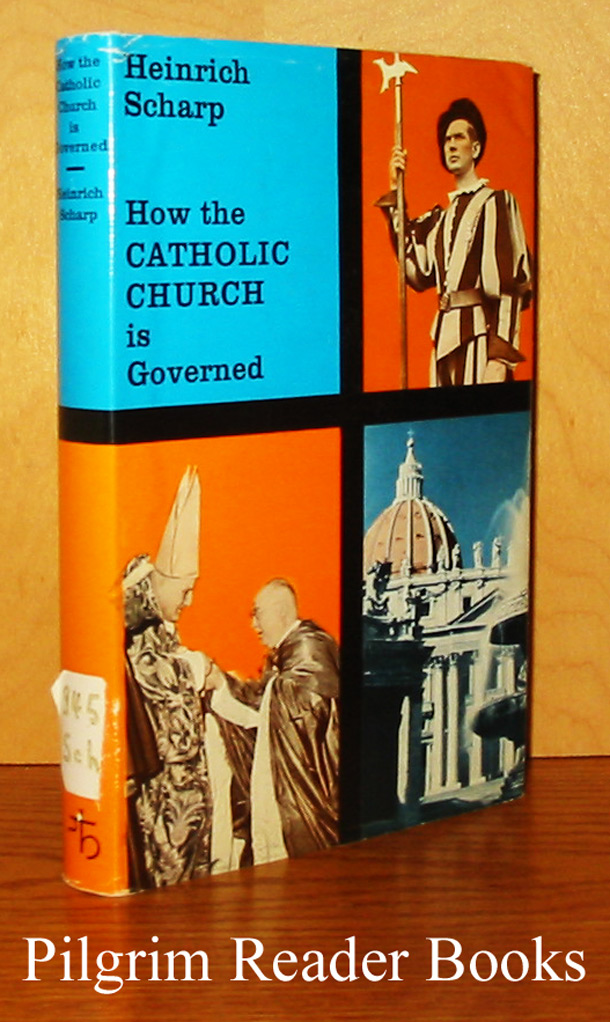 Image for How the Catholic Church is Governed.