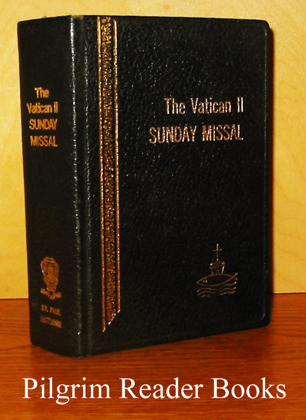 Image for The Vatican II Sunday Missal: A B C Cycles from 1975 to 1999 and thereafter.