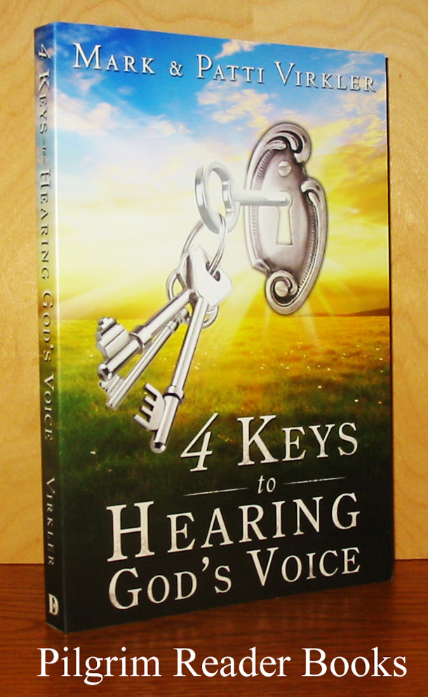 Image for 4 Keys to Hearing God's Voice.