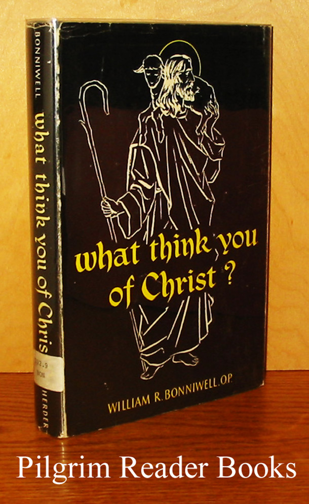 Image for What Think You of Christ?